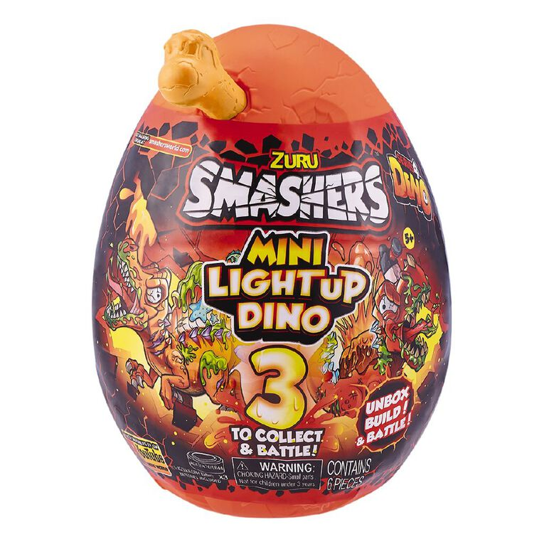 Zuru Smashers Mini Egg Series 4 Assorted, , hi-res