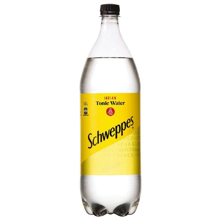 Schweppes Schweppes Tonic Water 1.5 Litre 1 1/2L, , hi-res