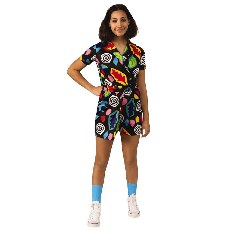 Stranger Things Netflix Eleven Mall Dress Costume 10-12 Years, , hi-res
