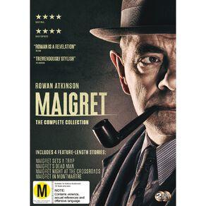Maigret Season 1 & 2 DVD 2Disc