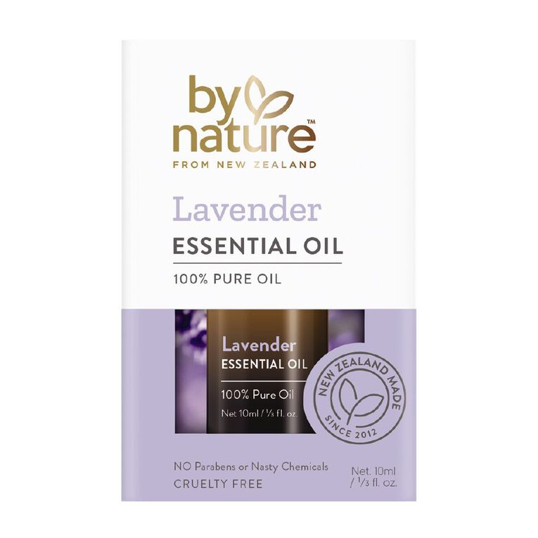 By Nature Lavender Essential Oil 10ml, , hi-res