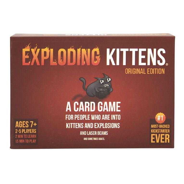 Exploding Kittens Game, , hi-res