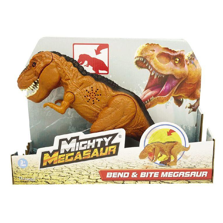 Mighty Megasaur Bend and Bite T-Rex, , hi-res