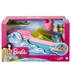 Barbie Estate Boat Refresh