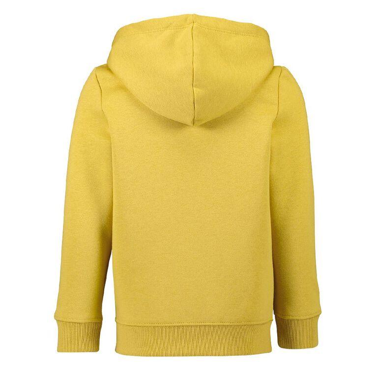 Young Original Zip-Thru Sweatshirt, Yellow Mid, hi-res image number null