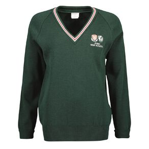 Schooltex Kamo High School Jersey with Embroidery