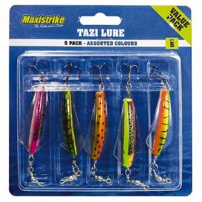 Maxistrike Tazi Lure 5 Pack