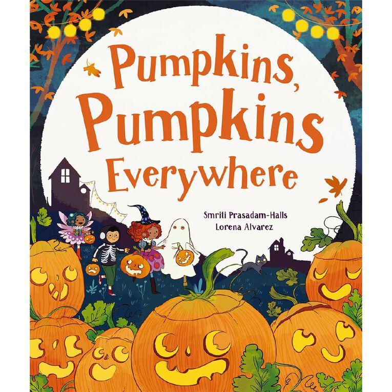 Pumpkins Pumpkins Everywhere, , hi-res