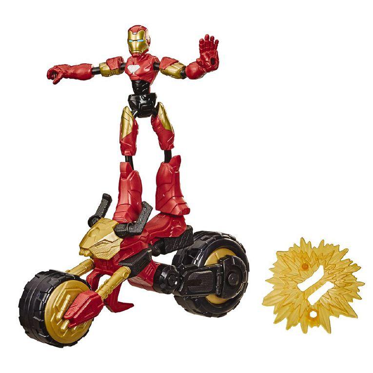 Marvel Avengers Bend and Flex Vehicle, , hi-res