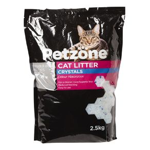 Petzone Cat Litter Crystals 2.5kg