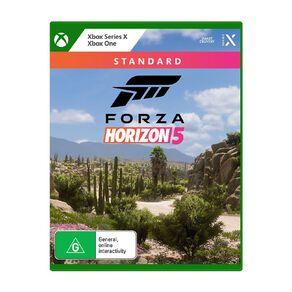 Xbox Series X Forza Horizon 5
