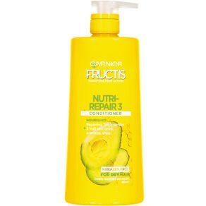 Garnier Fructis Nutri-Repair 3 Conditioner 850ml