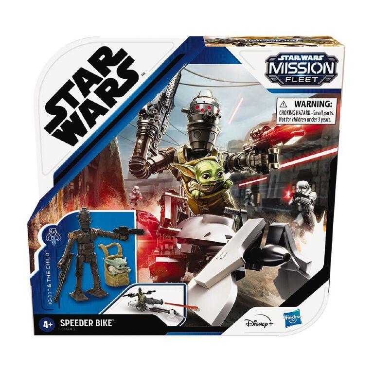 Star Wars Mission Fleet IG11 and Child, , hi-res