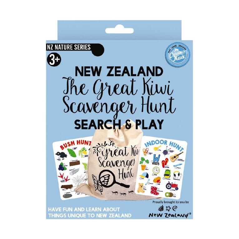 Curious Kiwi The Great Scavenger Hunt, , hi-res