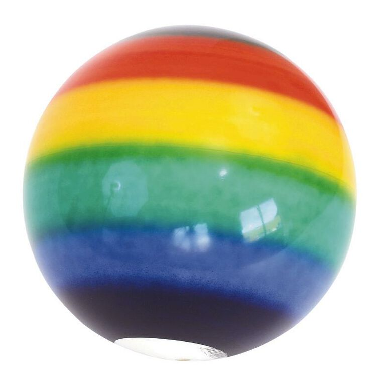 Avaro Rainbow Play Ball 6 inch, , hi-res