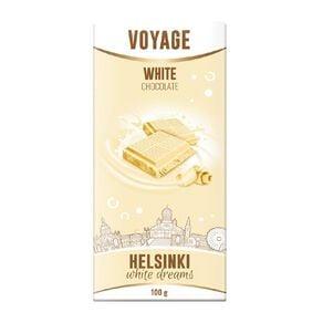 Voyage White Chocolate 90g