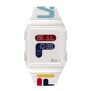 Fila Digital 5ATM Water Resistant Watch 38-105-007