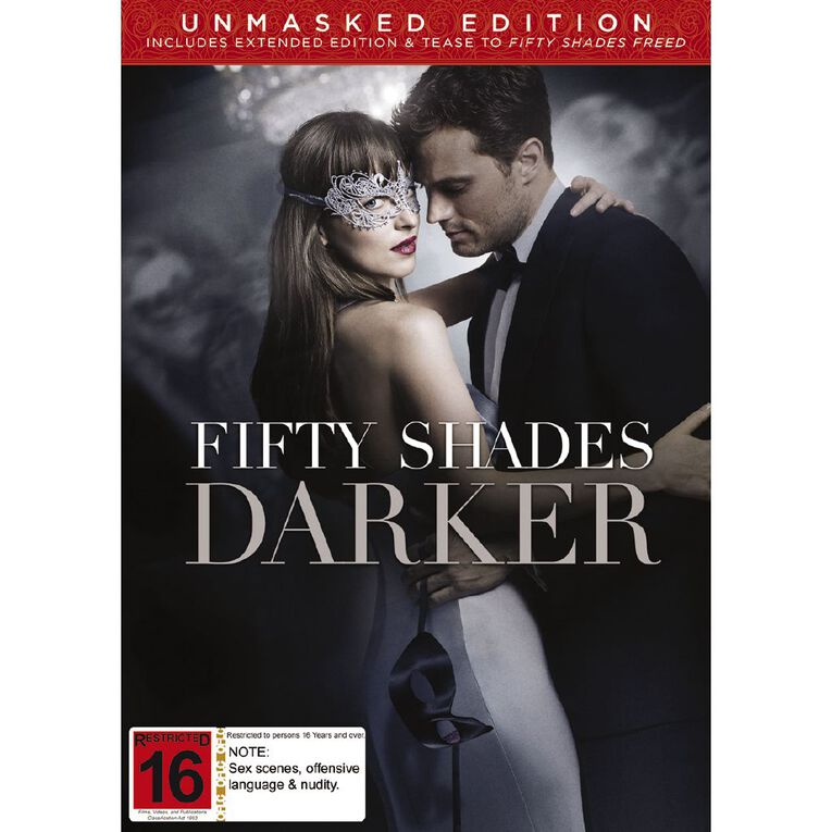 Fifty Shades Of Darker DVD 1Disc, , hi-res