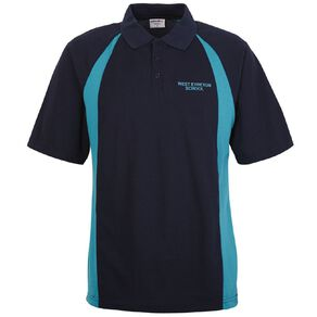 Schooltex West Eyreton Short Sleeve Polo with Embroidery