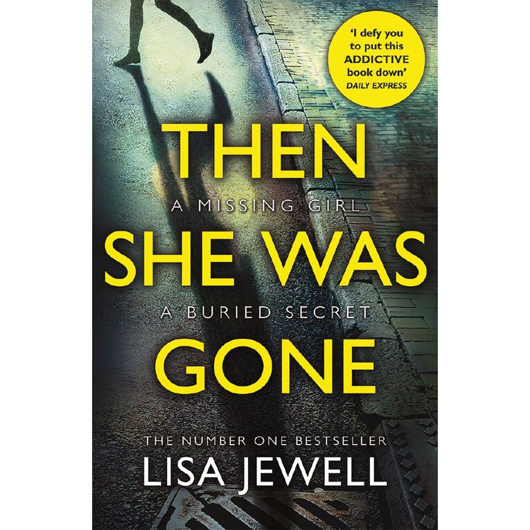 Then She Was Gone by Lisa Jewell, , hi-res