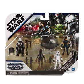 Star Wars Mission Fleet Mando Build Up Pack