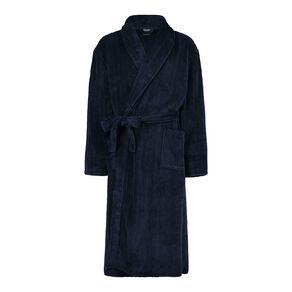 H&H Men's Fleece Robe