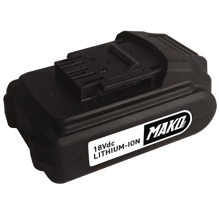 Mako 18V 2.0Ah Li-ion Battery Pack, , hi-res