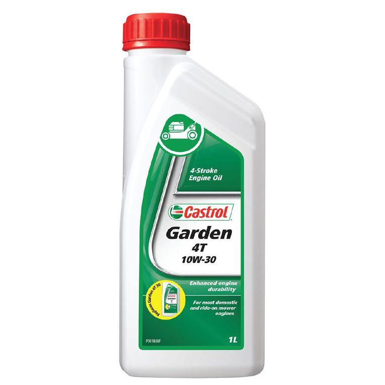 Castrol 10W-30 4T  Garden Motor Oil 4 Stroke 1L, , hi-res