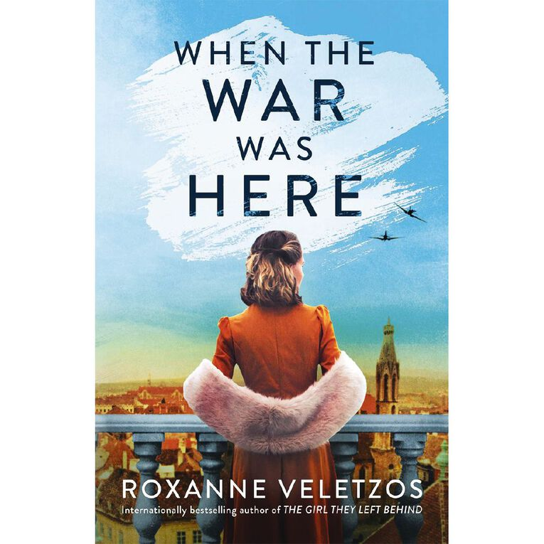 When the War was Here by Roxanne Veletzos N/A, , hi-res