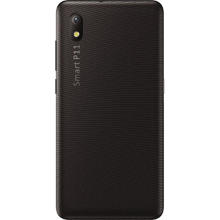 Vodafone Smart P11 16GB 4G Locked Bundle - Black, , hi-res