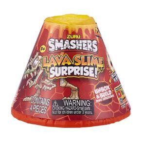 Zuru Smashers Small Volcano Series 4 Assorted