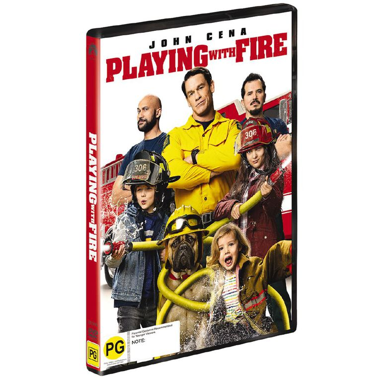 Playing With Fire DVD 1Disc, , hi-res