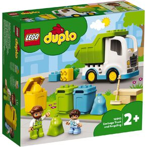 LEGO DUPLO Garbage Truck and Recycling