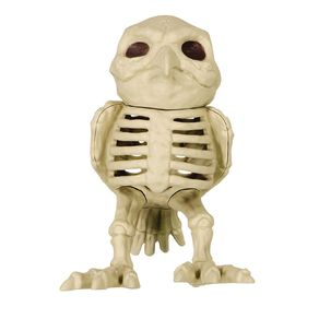 Seasons Skeleton Owl 18cm