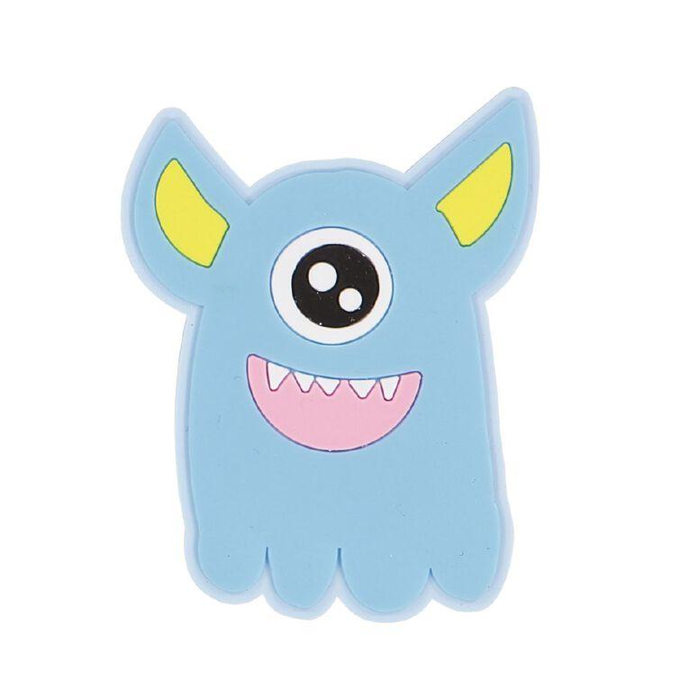 Kookie Novelty20 Monster Sharpener Blue, , hi-res