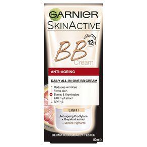 Garnier Anti Aging BB Cream Light 50ml