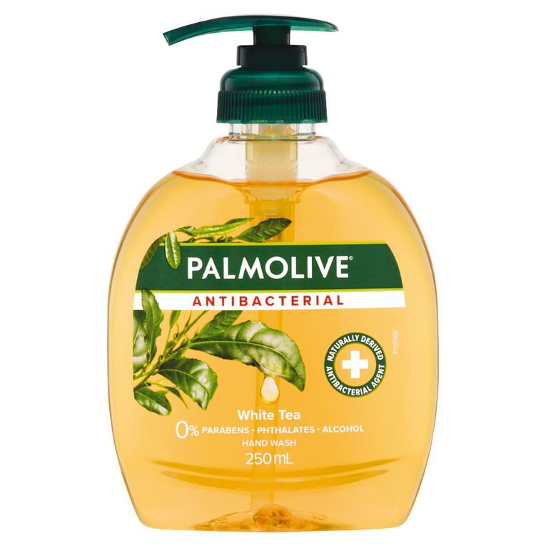 Palmolive Soft Wash Anti Bacterial Hand Wash Pump 250ml, , hi-res