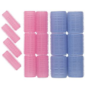 Colour Co. Hair Self Hold Rollers 16 Pack