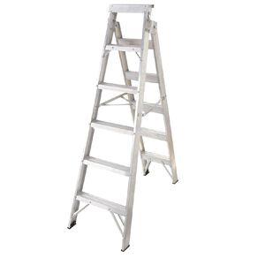 Bulldog 6 Step Dual Purpose Ladder 1.8m - 3.3m