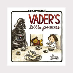 Star Wars: Vader's Little Princess by Jeffrey Brown