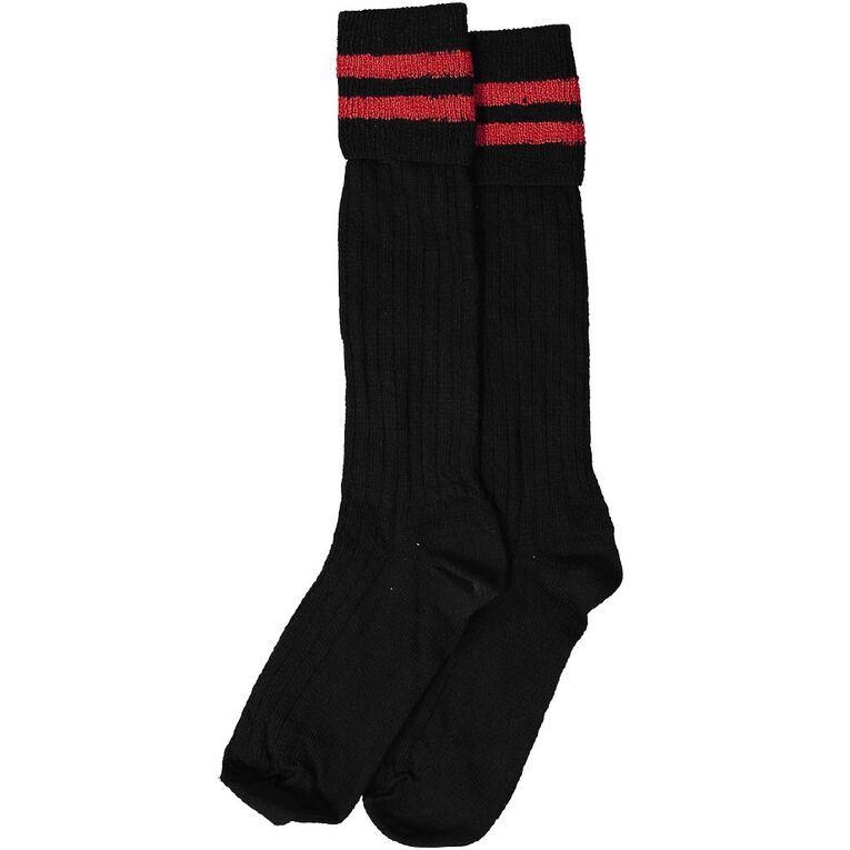 Schooltex Kids' School Socks, Schooltex Sock A23, hi-res