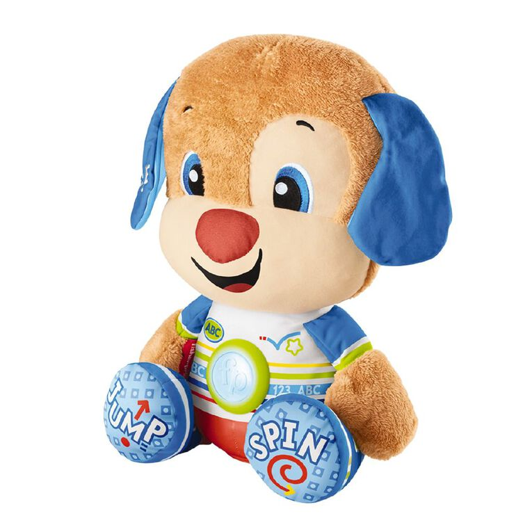 Fisher-Price Laugh & Learn Big Puppy, , hi-res