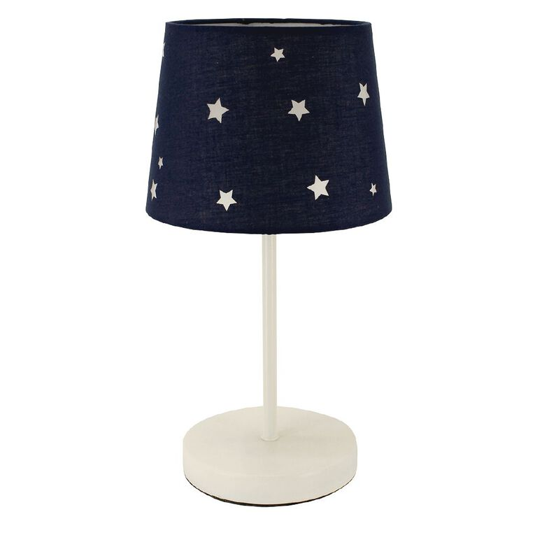 Living & Co Star Lamp Navy, , hi-res image number null