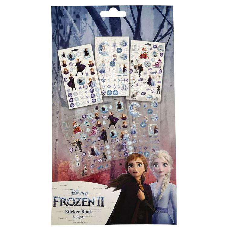 Frozen Sticker Pad 6 Page, , hi-res