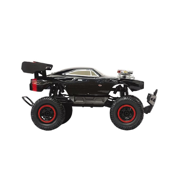 JADA Radio Controlled Fast & Furious Large Dodge Charger, , hi-res