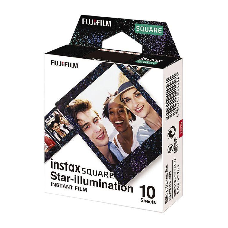 Fujifilm Instax Square Film 10 Pack Star, , hi-res