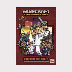 Minecraft: Stonesword Chronicles #1 Crack In The Code