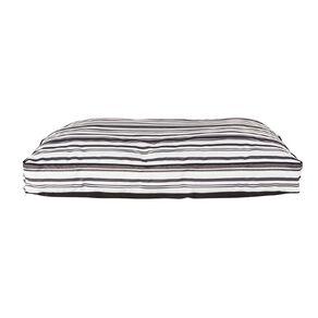 Petzone Pillow Outdoor Bed Medium in Stripe Print