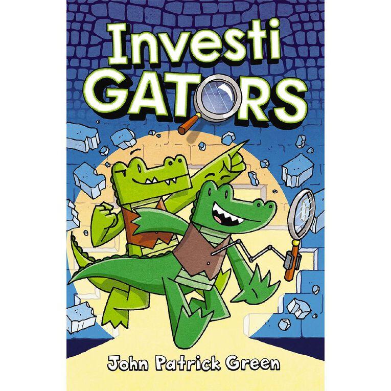 InvestiGators #1 by John Patrick Green, , hi-res