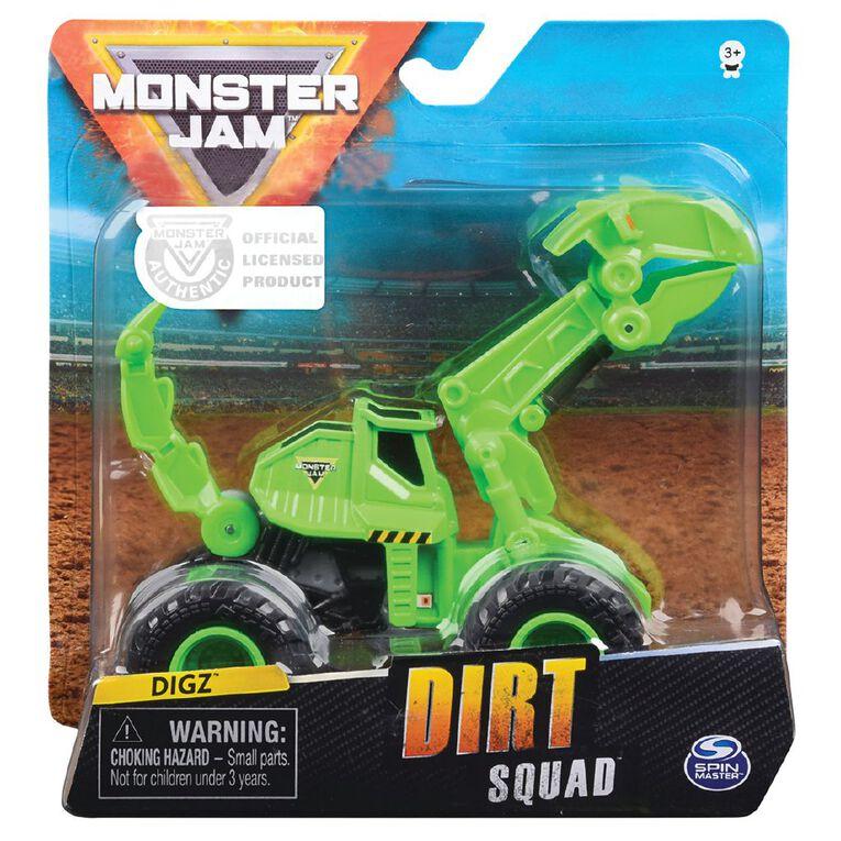 Monster Jam Jam Dirt Dozers, , hi-res